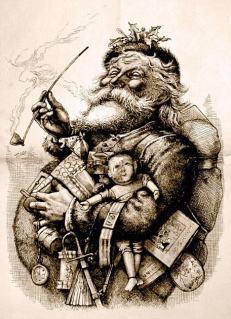 Thomas-Nast-Santa-Claus