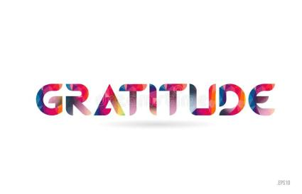 gratitude-colored-rainbow-word-text-suitable-logo-design-card-brochure-typography-127992772